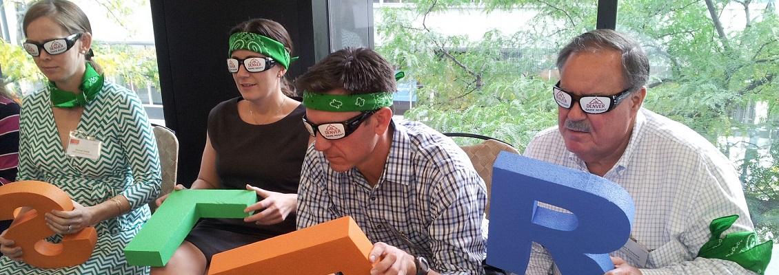reality team building Imprint Group Corporate Events DMC Denver Florida Las Vegas