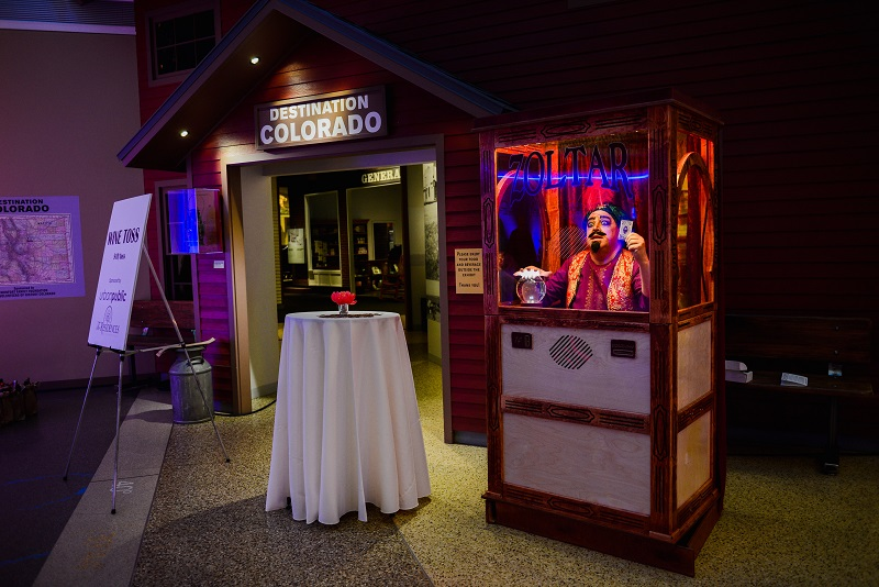 Zoltar Colorado DMC and Destination Management Company (DMC) Corporate Event Planning Company Imprint Group Florida Las Vegas Denver