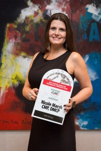 AXS Group Receives ADMEI Achievement Awards Nicole Marsh
