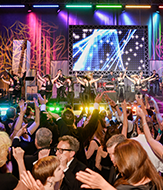 Corporate Event Production and Live Entertainment for Corporate Events Imprint Group Denver Florida Las Vegas Live Bands Interactive Entertainment Best Corporate Entertainment
