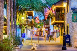 DMC Florida St. Augustine Florida Special Events